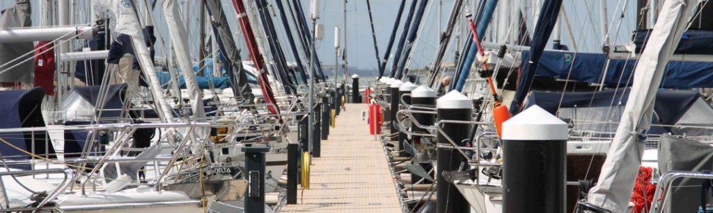 Banner CAT Marina Systems